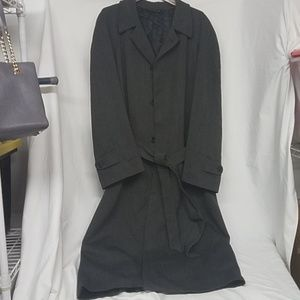 Men's size 46L Burberry's wool and Alpaca blend